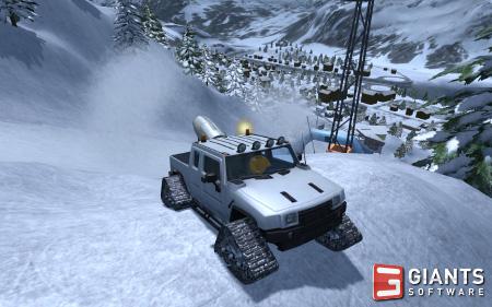 GIANTS Ski Region Simulator